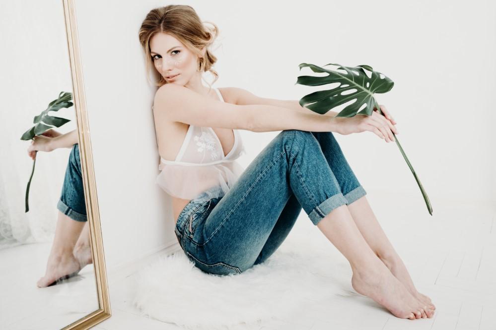 Glamour boudoir fotózás budapest