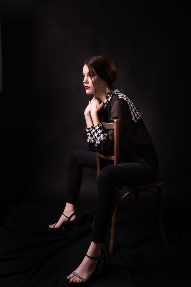 női portré fotózás budapest